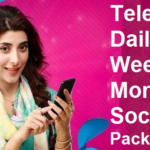 Telenor Internet Packages with 3G & 4G Activation Codes