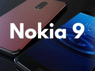 Nokia OLED display phone