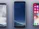 samsung 8 vs iphone x