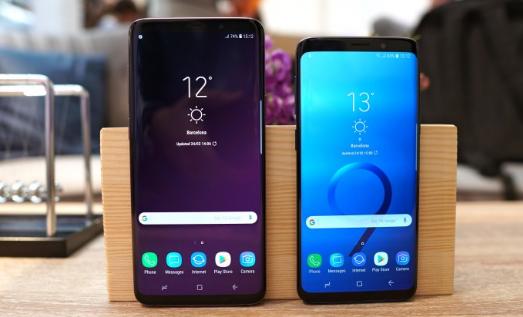 Samsung Galaxy S9 camera features