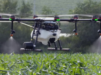 agricultural drones in india