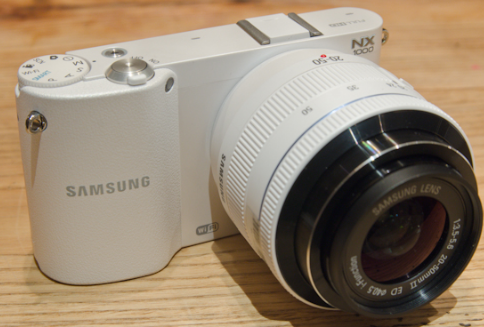 Samsung NX 1000 dslr camera pakistan
