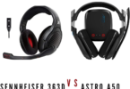 Sennheiser Vs Astro a50 comparison