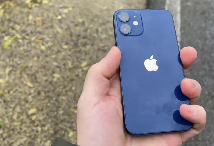 iphone 12 mini all details